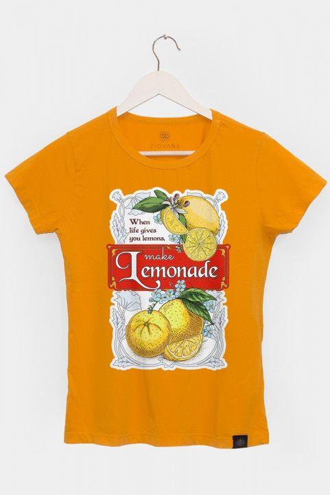 T-shirt PLUS Vintage Lemonade