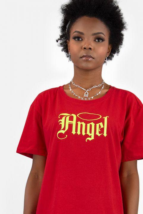 T-shirt Red Angel