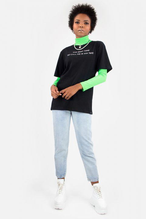 T-shirt Reflec Via Text