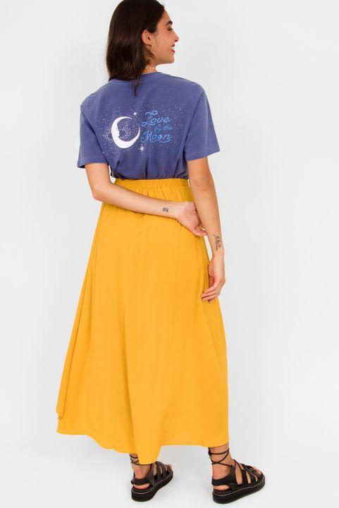 T-shirt Sun And Moon