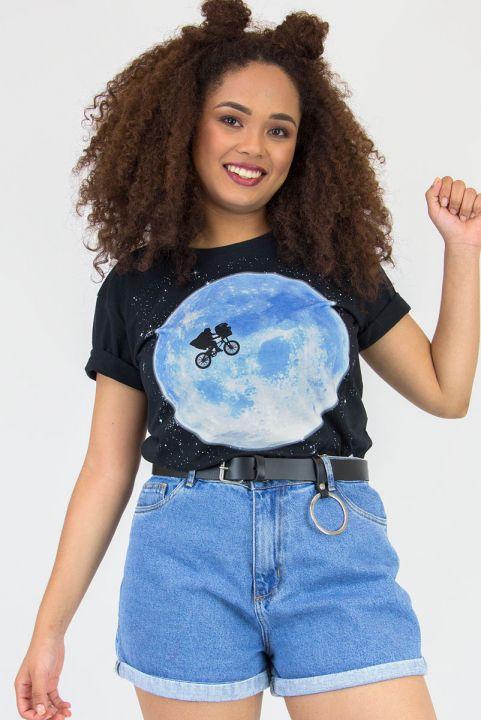 T-shirt Uni ET Lua