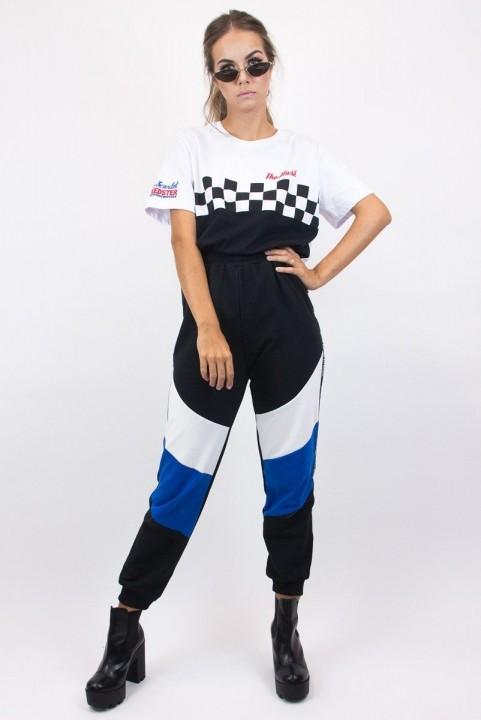 T-shirt Unissex Flash Racing