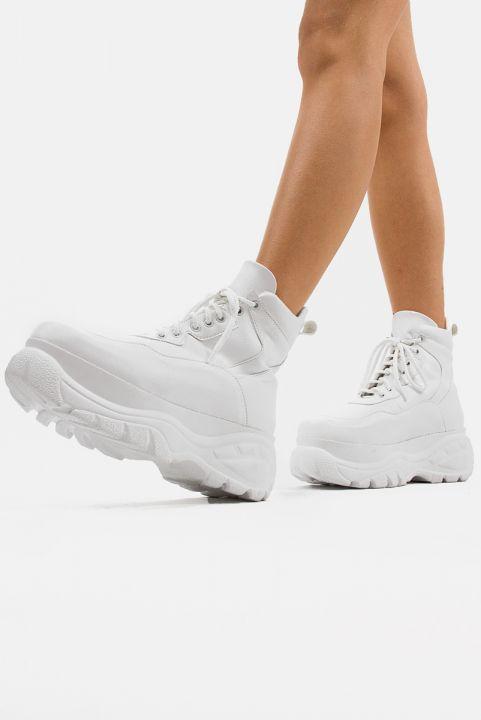 Tenis Chunky Boot - Branco