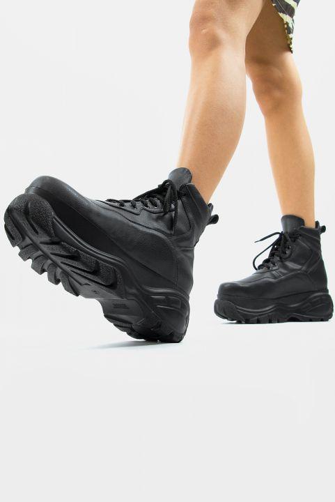 Tenis Chunky Boot - Preto