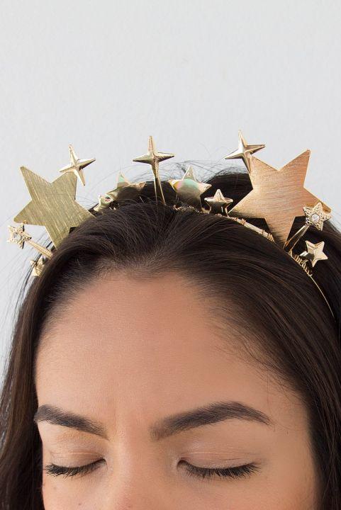 Tiara Estrelada