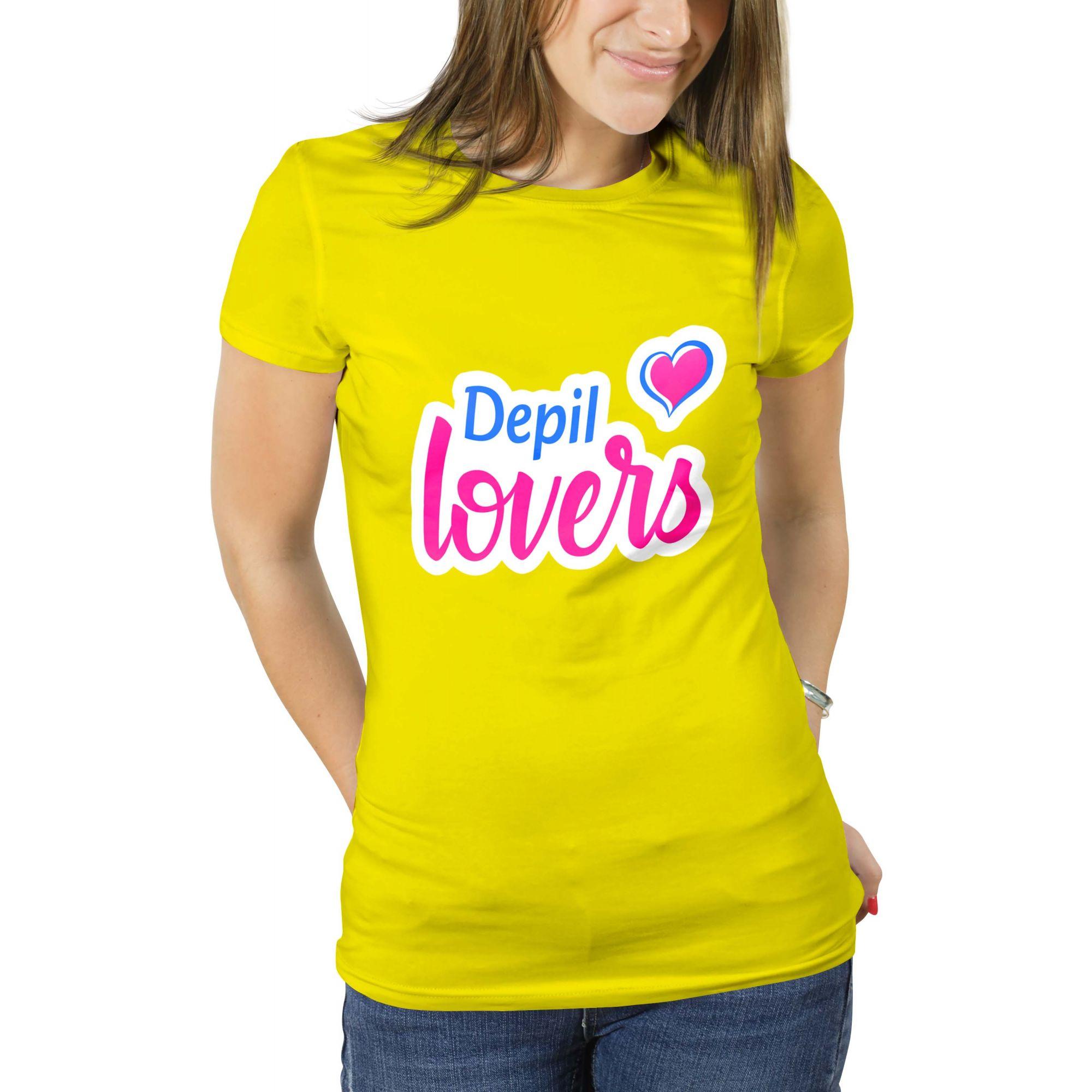 Camiseta Depil Lovers
