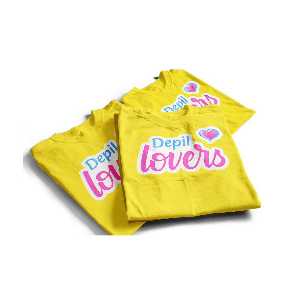 Camiseta Depil Lovers