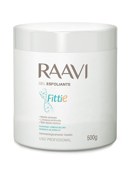 Gel Esfoliante Raavi Fittie 500g
