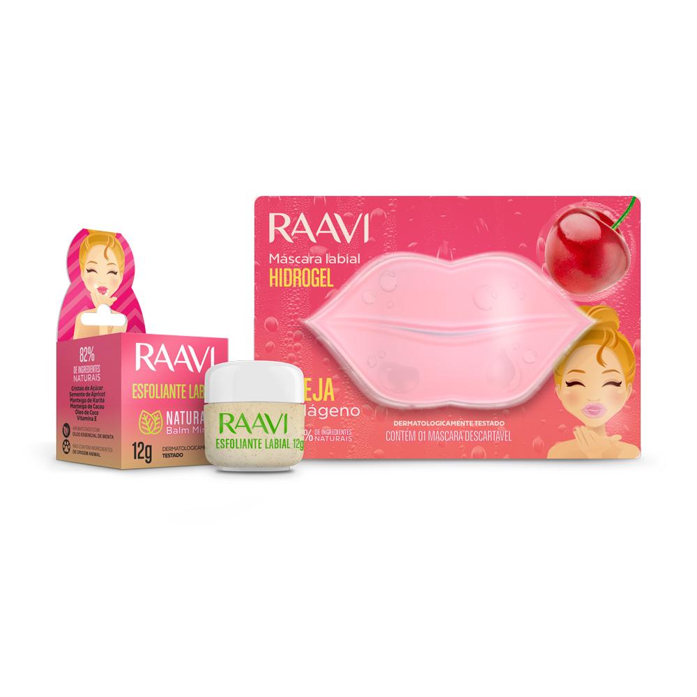 SPA de Lábios - Raavi