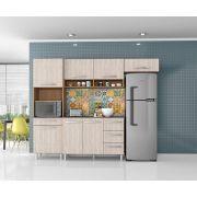 Armário para Cozinha 4 Peças Carol Montana Elmo - Madine Móveis