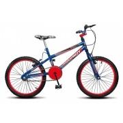 Bicicleta Colli Max Boy Azul Aro 20 Freios V-Brake