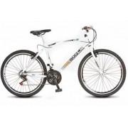 Bicicleta Colli MTB CB500 Branco Aro 26 36 Raias Freios V-Brake