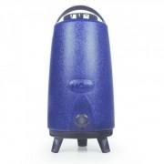 Botijão Térmico 12 Litros Azul - Mor