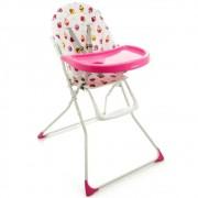 Cadeira de Refeição Banquet Cosco Rosa Cupcake