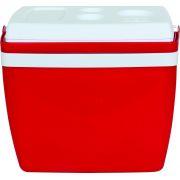 Caixa Termica 34L Vermelha - Mor