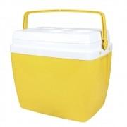 Caixa Térmica 34L Amarela - Mor