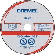 Disco Saw-Max SM520 Alvenaria Dremel