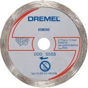 Disco Saw-Max SM540 Azulejo Dremel