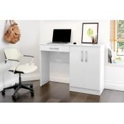 Mesa Computador Space Branco - Patrimar Móveis