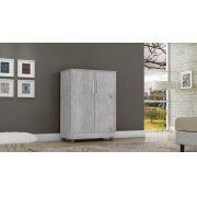 Multiuso Smart Avelã Wood - J&A Móveis