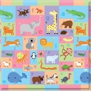 Tapete Baby Play Mat Pequeno Safety 1st Busy Farm