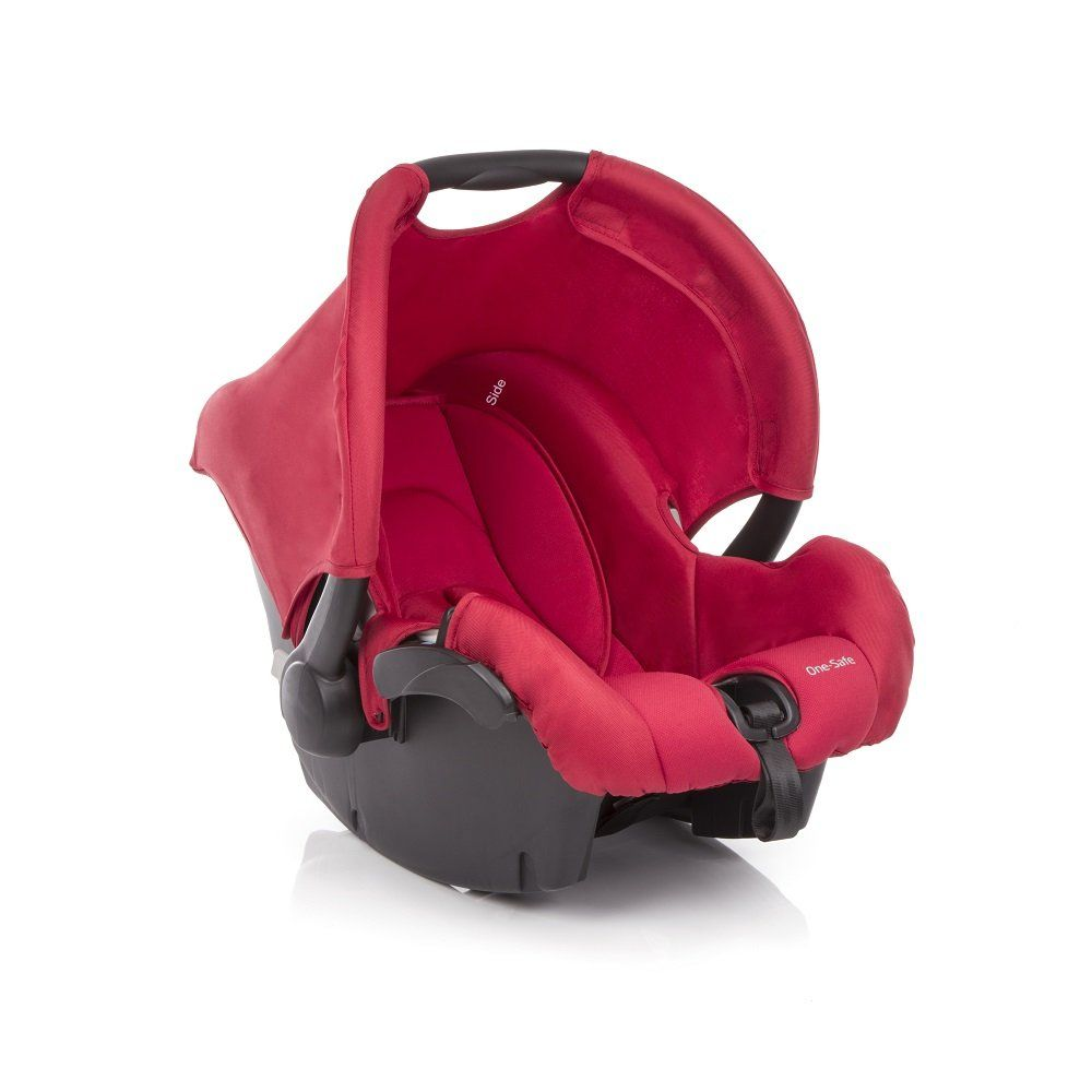 9bf8aaee6fc Carrinho De Bebê Travel System Airway Safety 1st Full Red Com Bebê Conforto