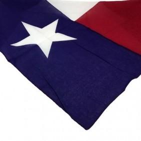 Bandana em Tecido com Estampa do Texas