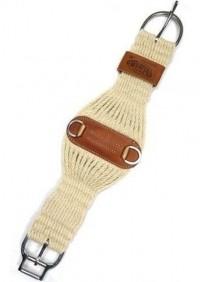 "Barrigueira para Cavalo Weaver Leather Lã Smart Cinch Larga 28"""