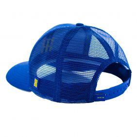 Boné BEX Tradicional Masculino em Tela com Regulagem Snapback Azul