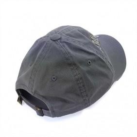 Boné Black Clover Importado Strapback BC America USA Cinza