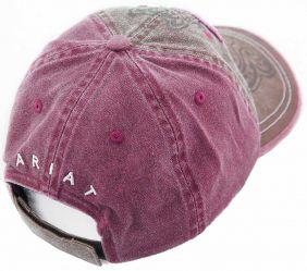 Boné Country Feminino Ariat Velcro Western Hat Womens