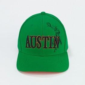 Boné Infantil Austin Western Tradicional Verde Regulagem