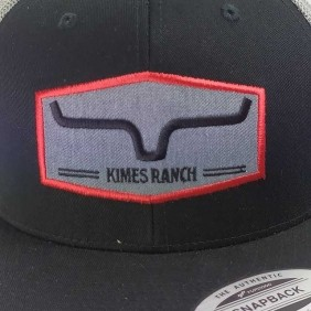 Boné Kimes Ranch Estampa Kimes Aba Reta Snapback