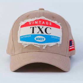 Boné TXC Brand Masculino Customizado Copa Redonda Aba Curva