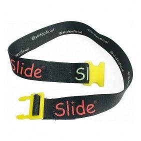 Braçadeira Slide Colorida para Corda Elástico Flexível