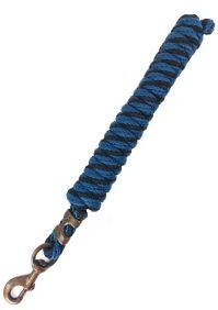 Cabo de Cabresto Weaver Leather Mosquetão Conexão Preto/Azul