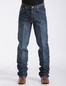Calça Jeans Black Label CINCH Escura Importada Masculina