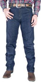 Calça Jeans Escura Masculina New Fast Back com Elastano