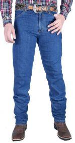 Calça Jeans Fast Back Tradicional Masculina com Elastano
