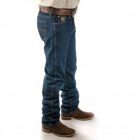 Calça Jeans King Farm Masculina Tradicional Green King