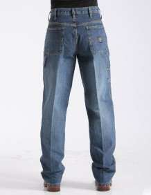 Calça Jeans Masculina Carpinteira Blue Label CINCH Clara