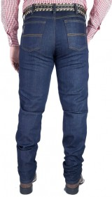 Calça Jeans Masculina Fast Back NEW Escura Tradicional