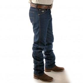 Calça Jeans Masculina King Farm 100% Algodão Black King