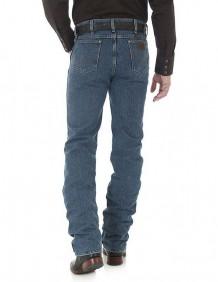 Calça Jeans Masculina Slim Fit Wrangler Importada Cowboy Cut