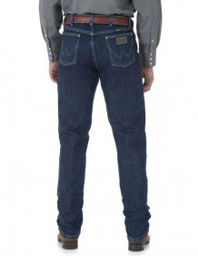 Calça Jeans Masculina Wrangler Competition Low Rise