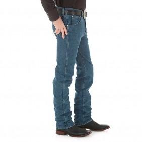 Calça Jeans Masculina Wrangler Importada Slim Fit Cowboy Cut
