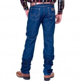 Calça Jeans Masculina Wrangler Pro Rodeo Cowboy 100% Algodão