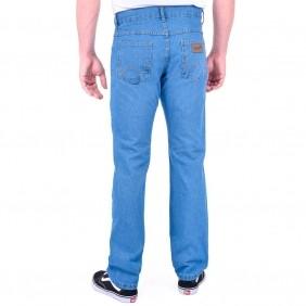 Calça Jeans Masculina Wrangler Urbano Cody Classic Delave