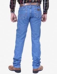 Calça Jeans Wrangler Masculina Pro Rodeo Cowboy Cut Stone