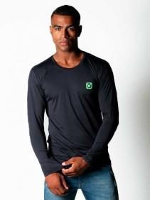 Camiseta TXC Brand Masculina X-Sweat Preto Proteção UV